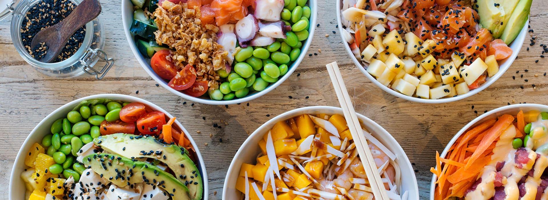 poke bowls barcelona TheFreshPoke freshness is key