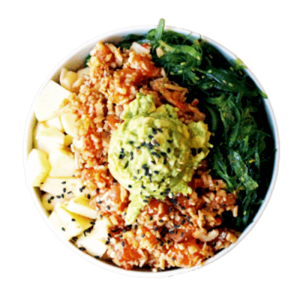 bowl california poke thefreshpoke