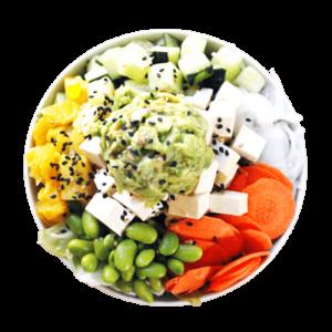 bowl vegan poke thefreshpoke