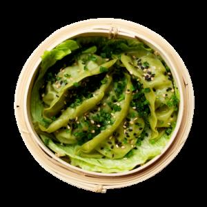 gyozas verduras thefreshpoke