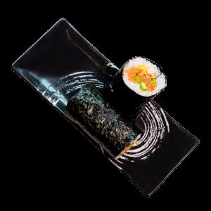 pokeburrito salmon thefreshpoke