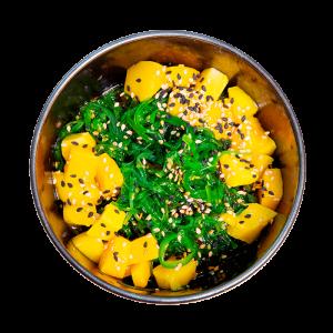 wakame con mango thefreshpoke